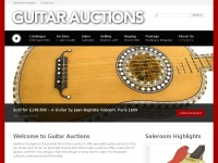 guitar-auctions.co.uk