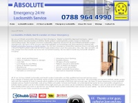 absolute-24hr-locksmith.co.uk