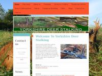 yorkshiredeerstalking.co.uk