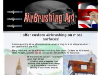 Airbrushingart.co.uk