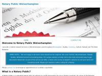 notarypublicwolverhampton.org.uk