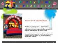 partytimeinflatables.co.uk