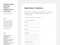 barrister-advice.uk