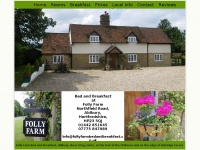 follyfarmbedandbreakfast.co.uk