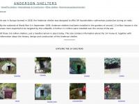 andersonshelters.org.uk