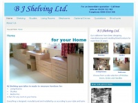 bjshelving.co.uk