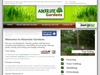 absolutegardensfife.co.uk