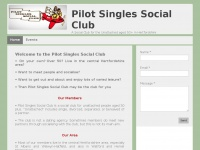 pilotsinglessocialclub.co.uk
