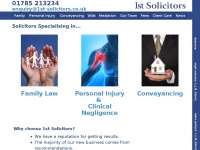 1st-solicitors.co.uk