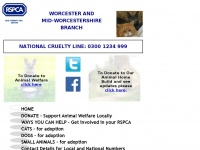 rspca-worcester.co.uk