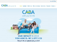 Cabaimpact.org.uk