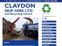 claydonskiphire.co.uk