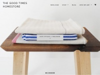 thegoodtimeshomestore.co.uk