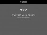 staffordmusicschool.co.uk