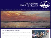 thewappinggroupofartists.co.uk