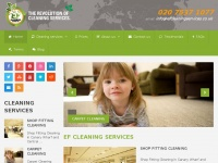 Efcleaningservices.co.uk
