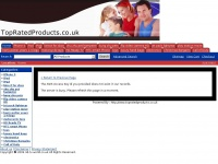 topratedproducts.co.uk