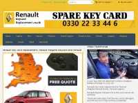 renault-keycard-replacement.co.uk