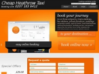 Cheapheathrowtaxi.co.uk