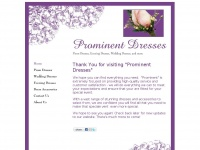prominent-dresses.co.uk