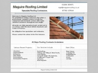 maguireroofing.co.uk
