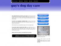 guysdogdaycare.co.uk