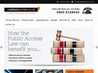 roadlawbarristers.co.uk