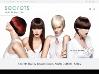 Secrets-salon.co.uk