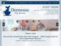 Dormousetearooms.co.uk