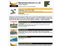 bananasleisure.co.uk