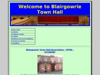 blairgowrietownhall.co.uk