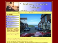 blakeneycottages.co.uk