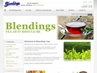 blendings-tea.co.uk
