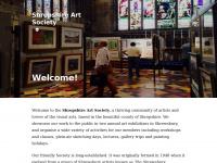 Shropshireartsociety.org.uk