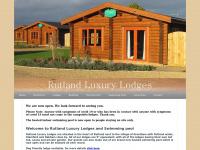 rutlandluxurylodges.co.uk