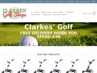 Clarkesgolf.co.uk