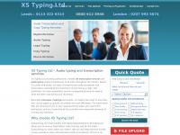 Xs-typing.co.uk