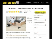Bestliverpoolcleaning.co.uk