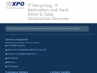 Itrecyclingservices.co.uk