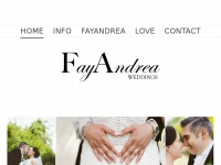 Fayandreaweddings.co.uk