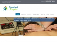 bluebellphysio.co.uk