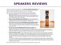 speakersreviews.co.uk