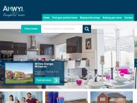 anwylhomes.co.uk