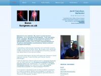 bone-surgeon.co.uk
