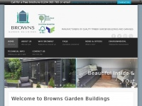 browns-gardenbuildings.co.uk