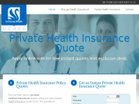 1stprivatehealth.co.uk