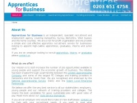 Apprenticesforbusiness.co.uk