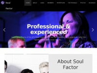 soulfactor.co.uk