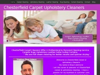 chesterfield-carpetcleaners.co.uk