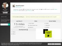 alexpcooper.co.uk